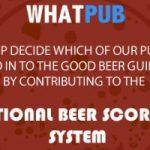 Beer Scoring
